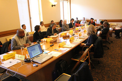 The May 11th, 2011 meeting of the Mental Health Board of San Francisco in Room 278, City Hall.