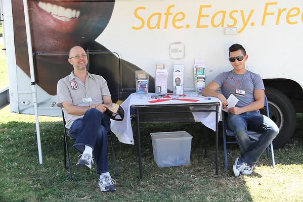 Mesa Park Heights Community Fest 8-27-11