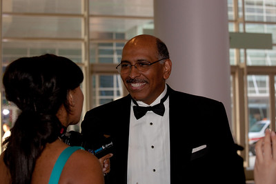 At the 2009 RTCA Dinner. Michael Steele  is the chairman of the Republican National Committee