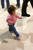 Just learning to walk