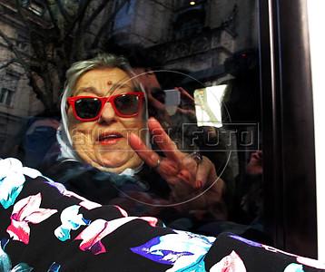 Mothers of Plaza de Mayo-Hebe de Bonafini