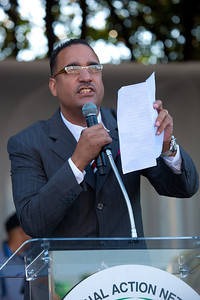 Ludwig P. Gaines, Director of African American Leadership and Engagement, Planned Parenthood