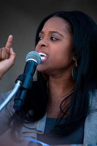 Tamika Mallory, Executive Director of National Action Network