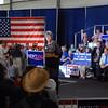 Deborah Cox Roush speaks to the crowd.