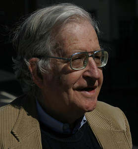 Noam Chomsky @ Newton South