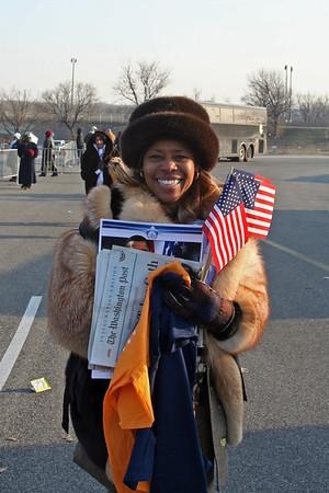 O, Happy Day!  January 20, 2009