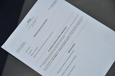 Oath of Office City of Wichita April 9, 2013