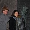 At FDR Memorial
