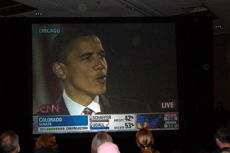 Obama wins Colorado.