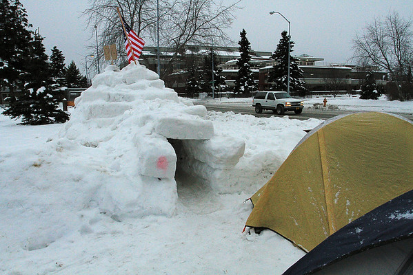 Occupy Anchorage 12-3-11