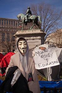 McPherson Square - Jan. 30, 2012