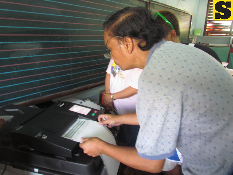 PCOS final testing and sealing in Cebu