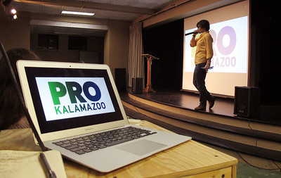 Progressive Kalamazoo, PROkzoo, Bradley S. Pines