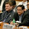 Paolo Duterte and Manases Carpio