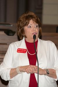 Jeane Brunson, Parker County Clerk