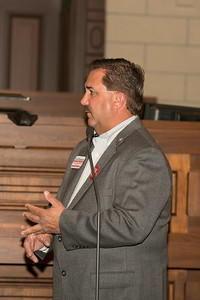 Fred Hammons, Candidate for County Commissioner, Precinct Four