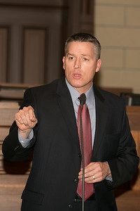 Cary McKay, candidate for Parker County Judge