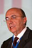 Brazilian Central Bank President Henrique Meirelles Rio de Janeiro, June 5, 2006. Henrique de Campos Meirelles (b. August, 31, 1945) is the current president of the Banco Central Do Brasil (Brazil's Central Bank).(AustralFoto/Douglas Engle)