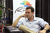 Rio Mayor Edardo Paes in his office in Rio de Janeiro, Aug. 22, 2012.(Australfoto/Douglas Engle)