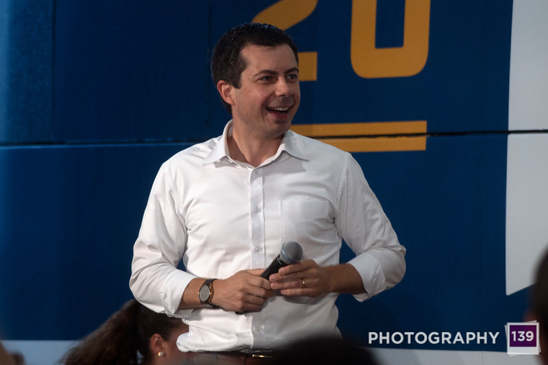 Pete Buttigieg