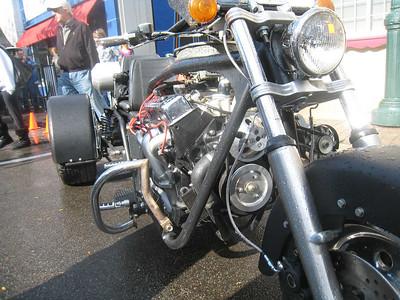 Mad Max's Trike of Doom......V-8 power!