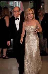 Alan Greenspan and Andrea Mitchell