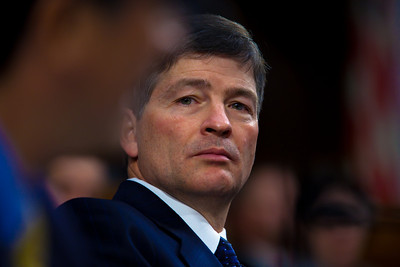Rep. Jeb Hensarling (R-TX), as a member of President Barack Obama's deficit reduction commission. Dec. 1, 2010.