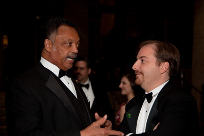 Jesse Jackson and Chuck Todd of NBC