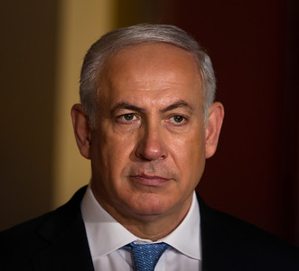 """Benjamin """"Bibi"""" Netanyahu, current Prime Minister of Israel"""