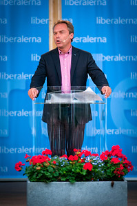 Jan Björklund talar i Almedalen 2011