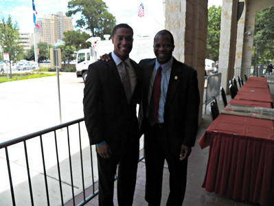 Mr. Brandon Logan and Christopher C. Herring