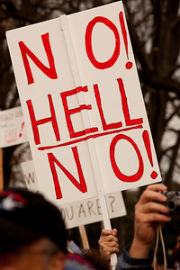 Code Red: Senate Emergency Rally (12/15/09)