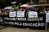 Pro-education protest