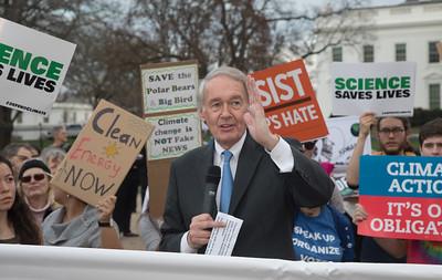 Ed Markey, Climate Change