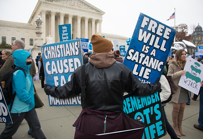 Westboro Baptist Church, Supreme Court, Masterpiece Cakeshop v. Colorado Civil Rights Commission