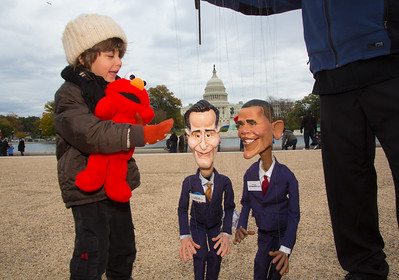 Public Broadcasting (PBS), Barack Obama, Mitt Romney