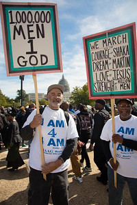 Million Man March 20th Anniversary Rally
