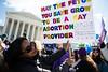 U.S. Supreme Court, Abortion Rights