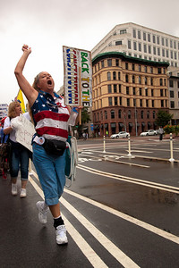 9-12-10 Tea Party march down Pennsylvania Ave.