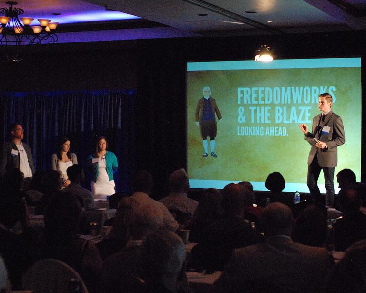 Freedomworks training session