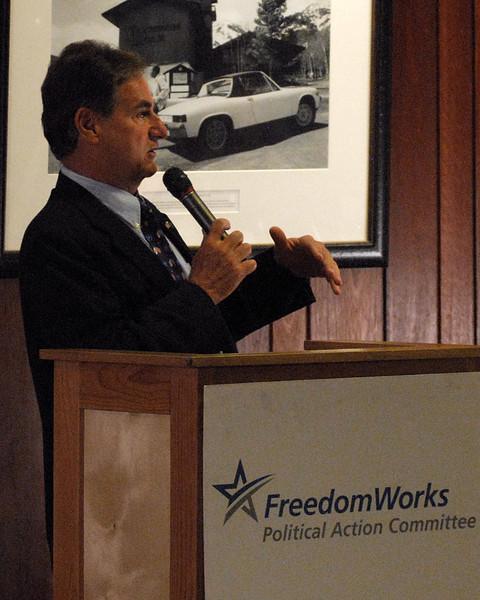 Indiana Senate candidate Richard Mourdock