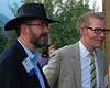 Matt Kibbe with Dean Clancy, of Freedomworks