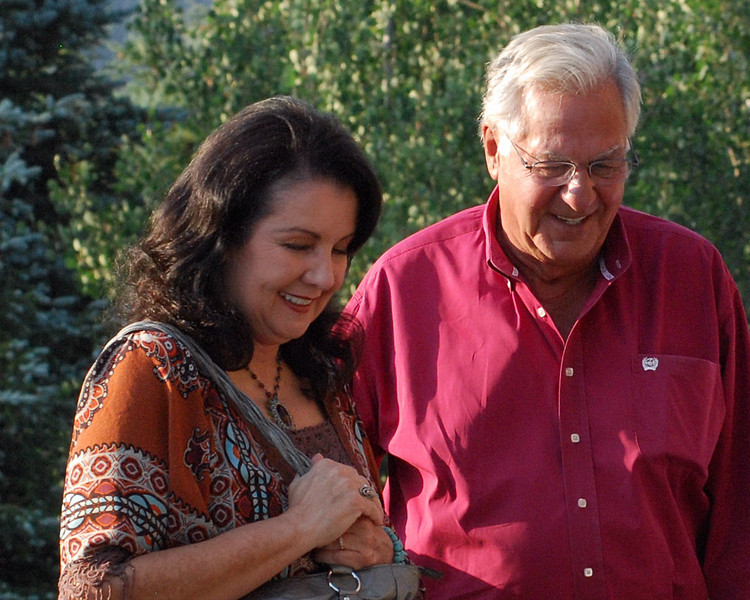Dick & Susan Armey