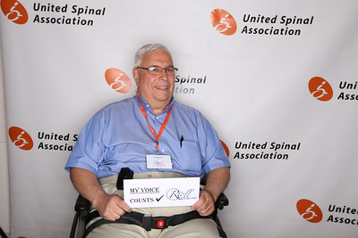 United Spinal Association's Roll on Capitol Hill 2015
