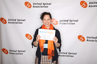 United Spinal Association's Roll on Capitol Hill