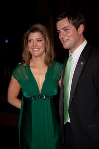 Norah O'Donnell is a commentator for the NBC News Today program and chief Washington, D.C. correspondent for MSNBC.  Luke Russert is a political correspondent for NBC