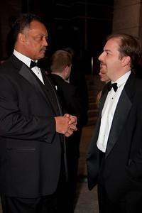 Jesse Jackson and Chuck Todd