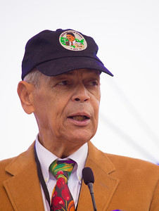 Civil Rights Leader- Former NAACP Chairman, Julian Bond, a leader of the American Civil Rights movement will describe the struggle.
