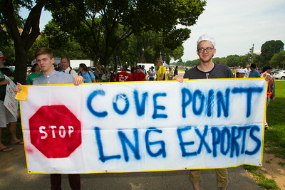 Fracking, Cove Point