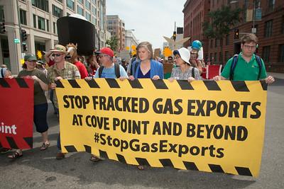 Fracking, Cove Point